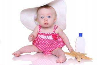 Protect Baby Against Sun