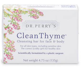 Dr. Perry's CleanThyme Cleansing Bar