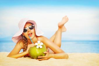 The New Ways to Wear Sunscreen Will Blow Your Mind