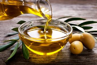 Olive oil as natural skincare treatment