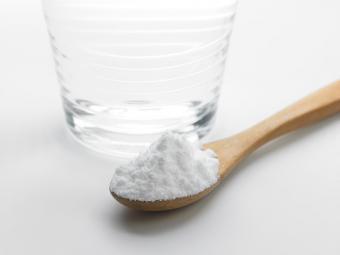 Spoonful of baking soda