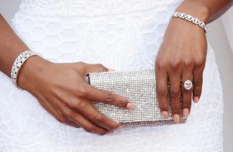 nails on darker skin tone hands