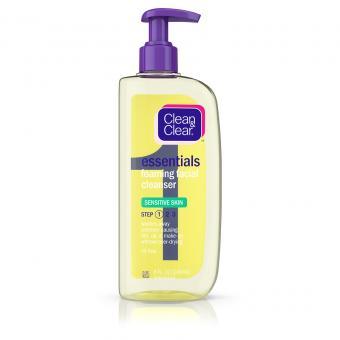 Clean & Clear Essentials Foaming Cleanser Sensitive Skin