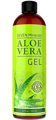 Seven Mineral's Aloe Vera Gel