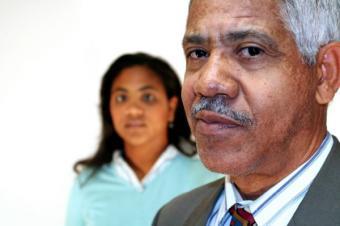 mand iwth facial vitiligo