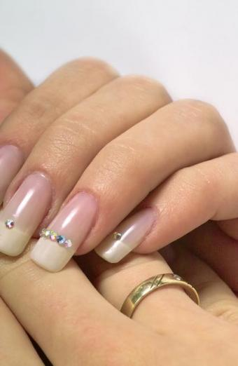 French Nail Pictures