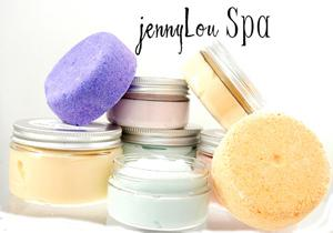 Image of the jennyLou Spa Collection