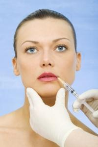 Botox Injections in Lips