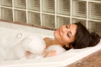 Lander Bubble Bath