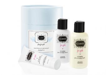 Glory for Girls Natural Skin Care Kit