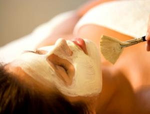 Pevonia has wide selection of facial masks.