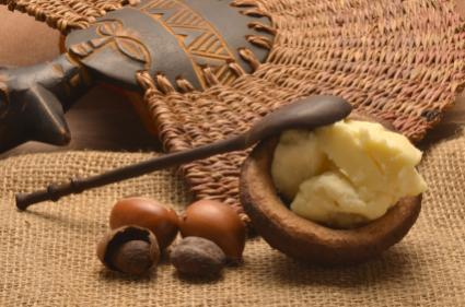 Shea nuts and butter