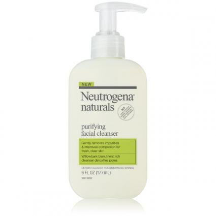 Neutrogena Naturals Purifying Facial Cleanser