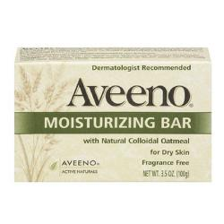 Aveeno Moisturizing Bar Soap