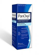 PanOxyl 4% Creamy Wash
