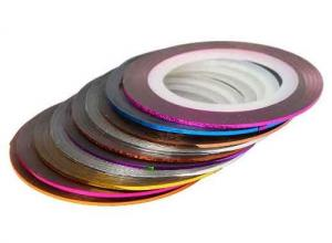 Finding nail art supplies lovetoknow nail striping tape prinsesfo Gallery