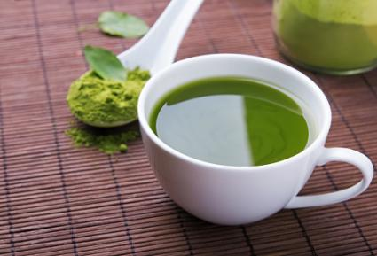 Green tea matcha
