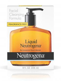 Facial Cleansing Formula Liquid Neutrogena
