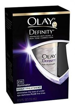 Olay Definity Illuminating Eye Treatment Skin Care, 0.5 Ounce