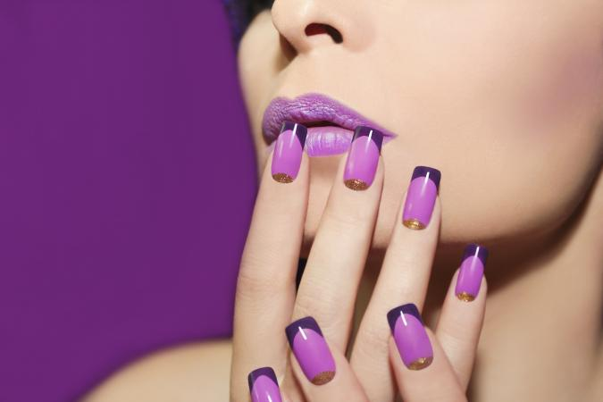 Choosing between gel nails and acrylic nails manicured nails solutioingenieria Choice Image