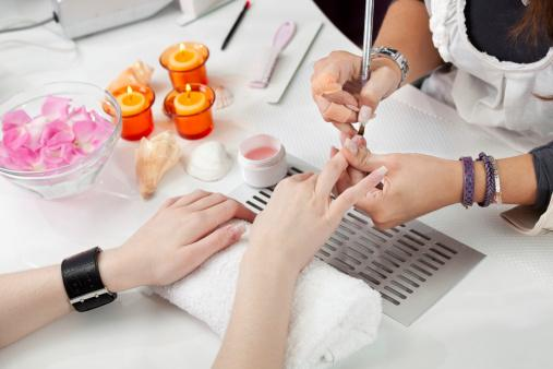 Choosing Between Gel Nails and Acrylic Nails | LoveToKnow