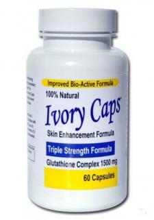 Ivory Caps Skin Enhancement Formula