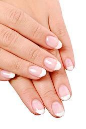 How To Ly Pink And White Acrylic Nails