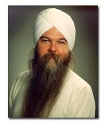 Karta Purkh Singh Khalsa of Yogi Tea