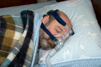 Energy Credit for CPAP Devices