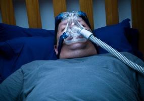 CPAP Device for Sleep Apnea