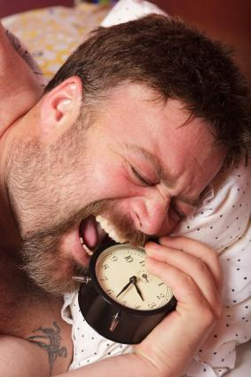 Violent Sleep