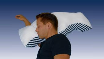 Sona Pillow for Sleep Apnea Interview and Review