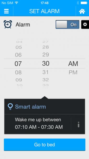 sleeprate app