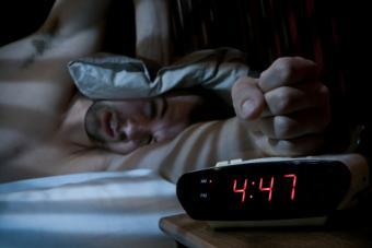 Smashing the alarm clock