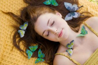 dreaming of butterflies