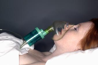 Low Oxygen While Sleeping