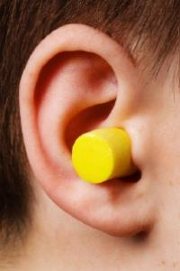 Earplugs Offer Snoring Help