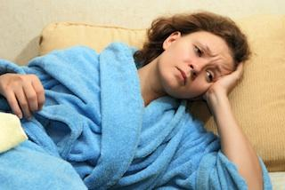 Physical signs of sleep deprivation