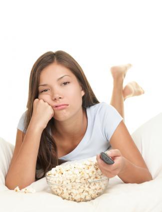 Avoid TV at Bedtime