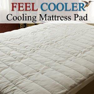 Cooling Mattress Pad at Amazon.com