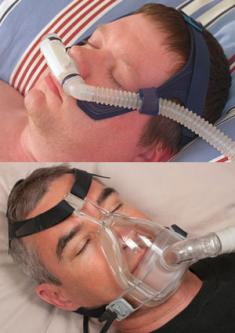 nasal pillow and cpap