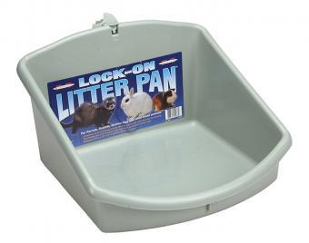 Marshall Lock-On Litter Pan