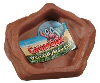 Hagen Crabworx water dish at Amazon.com