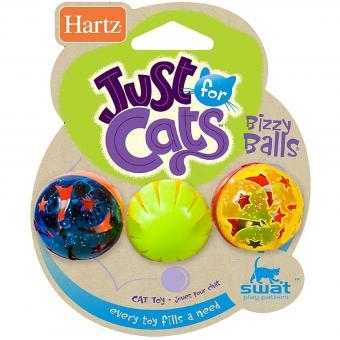 Bizzy Balls Cat Toys