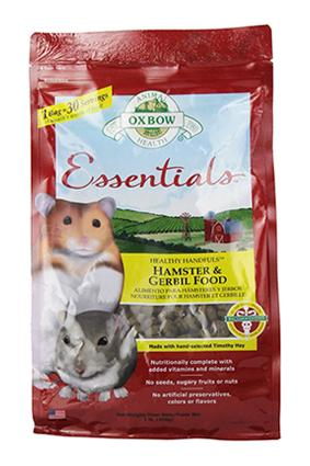 Oxbow Hamster and Gerbil Feed