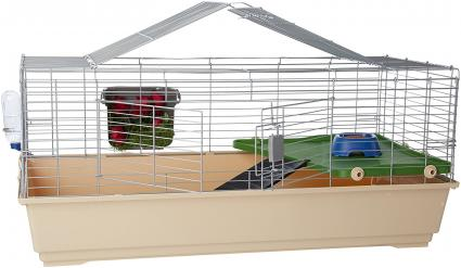 Amazon pet basics bunny cage