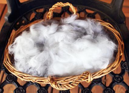 Angora Rabbit Fiber