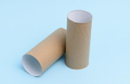 Toilet roll cores