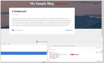 Using Chrome Inspect Editor.