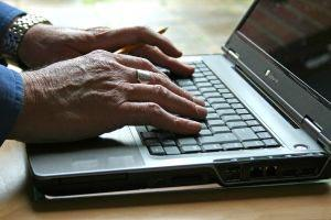 Social networking for older people